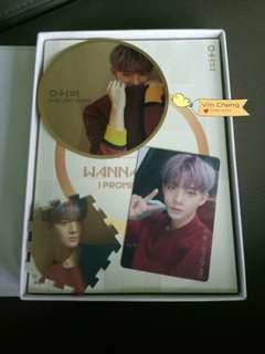 I.P.U Day ver. Jinyoung Full Set
