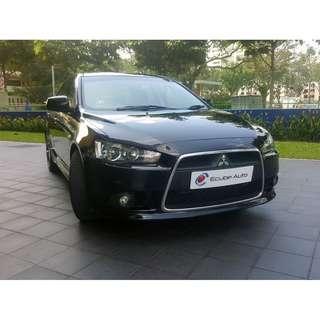 Mitsubishi Lancer Ex for Private Hire