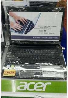 Kredit laptop Acer E5-476 bunga 0%
