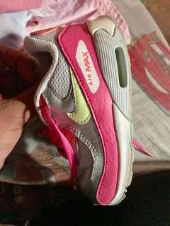 Nike Airmax toddler shoes