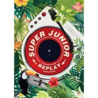 <<代購>>Super Junior - Replay (Kihno Album)