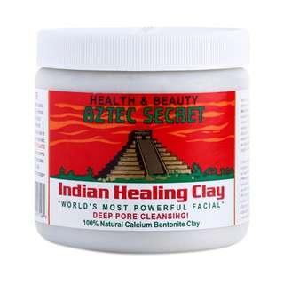 Aztec secret clay