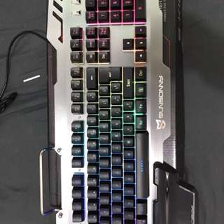 Sunsonny gaming keyboard