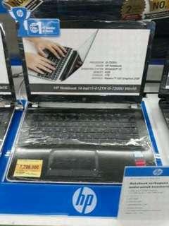 Kredit laptop HP bs011 TX