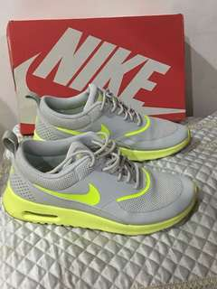 Authentic Nike Air Max Thea Rubber Shoes