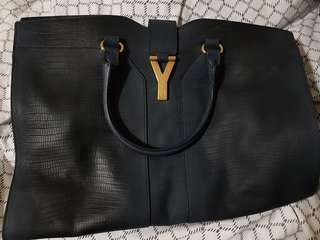 YSL Large Cabas Chyc Tote bag