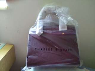 Charles and Keith 手袋