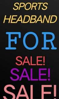 Sports Headbands