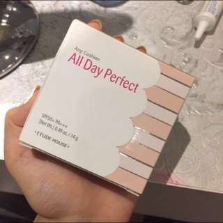 🚚 Etude house all day perfect 氣墊補充