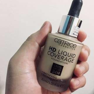 HD Liquid Coverage Foundation