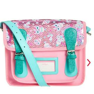 Smiggle Mini Satchel Bag