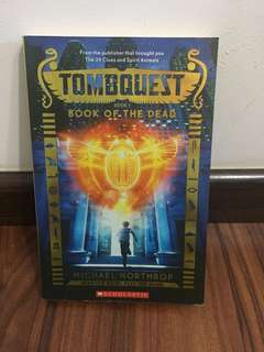 Teenage Fiction - Tombquest by Michael Northrop