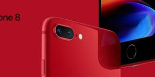 Kredit Apple IPhone 8 Plus 256GB Red Merah