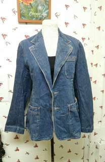St.John's Bay Denim Jacket XL