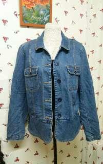 Cherokee Denim Jacket 2XL