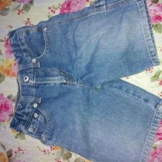 Levi's Short Jeans
