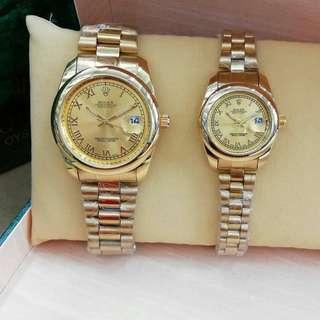 Rolex Couple