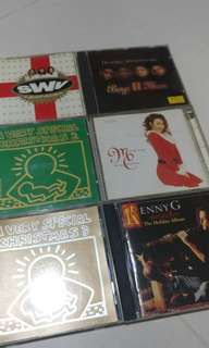 Christmas Music CDs