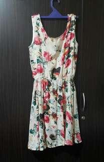 Take 2 for 350 - Floral Summer Dress