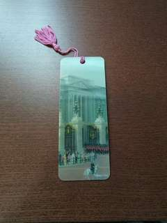 3D Bookmark of Buckingham