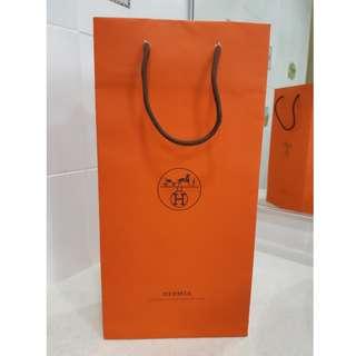 Hermes Paper Bag