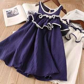 BMWT cold shoulder dress