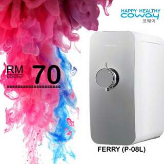 Brand New Coway 3.5Litre R.O Water Purifier