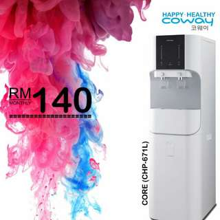 Brand New Coway 21.1Litre R.O Water Purifier