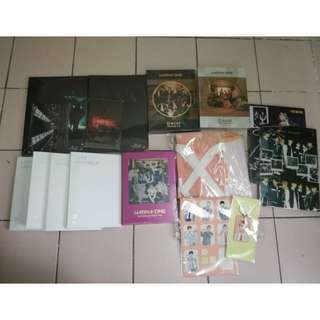 [READYSTOCK] BTS, WANNAONE, STRAY KID, GOT7 ALBUM and BTS OFFICIAL MERCH