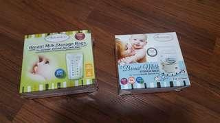 Autumnz Breast Milk Storage Bags 12oz & 7oz