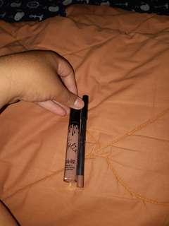 Kylie Matte Liquid Lipstick + Lip Liner (Tidak Dijual Terpisah)