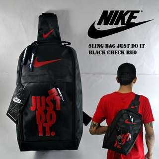Sling bag nike just do it