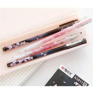 Sakura Floral Pens + Ink Bundle