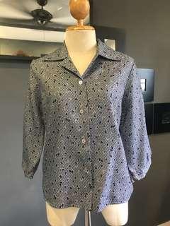 Inspired Batik Top Shirt