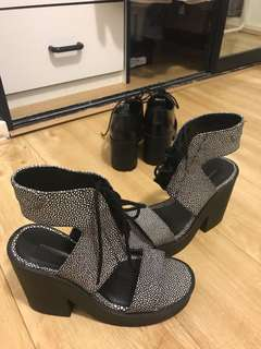 Cutout Windsorsmith Boots