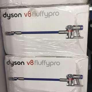 Dyson V8 Fluffy Pro
