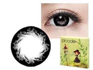 Softlens X2 Baby Eyes Piccola SPH -4.25 expired Jan 2021