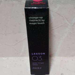BN The Face shop Face It Lip Gloss