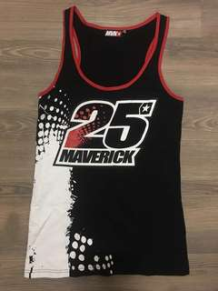 Maverick 25 MotoGP Women Tank Top