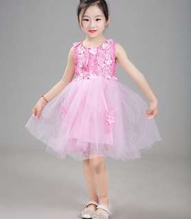 Princess fluffy skirt dress