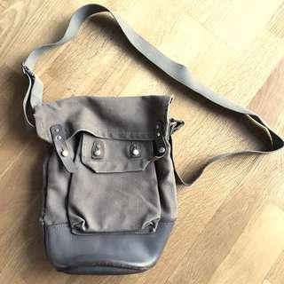 Vintage德軍防毒面罩袋