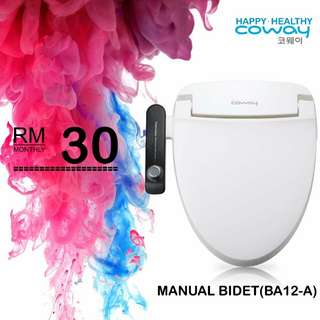 Brand New Coway Bidet Auto Cleaning 2.0