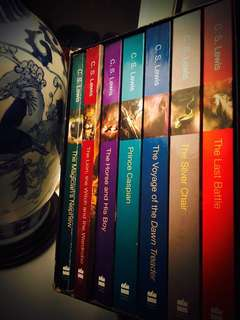 60% Markdown Narnia Full Series Collection English Novels