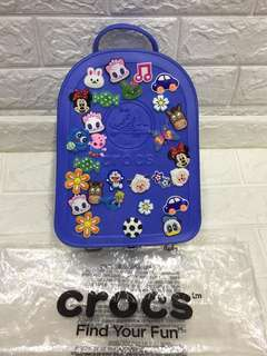 Crocs backpack original quality