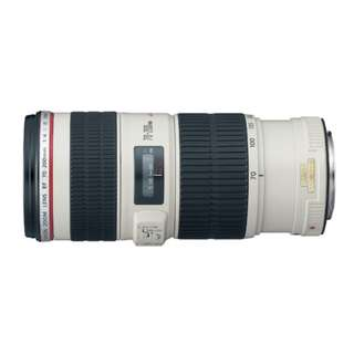 🚚 NEW Canon 70-200mm F4 L IS USM EF Lens (Canon 70-200)