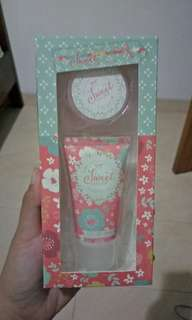Lip Balm & Hand Cream Set