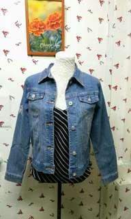 Butterfly Denim Jacket
