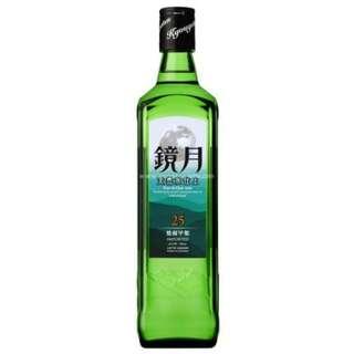 Kyung Woul 25 Green Korean Soju 韓國鏡月25度燒酎