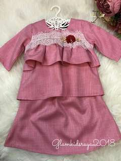Kurung Lace Kids