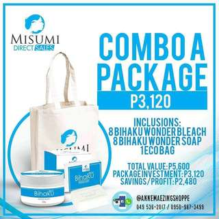 Misumi Package Combo A